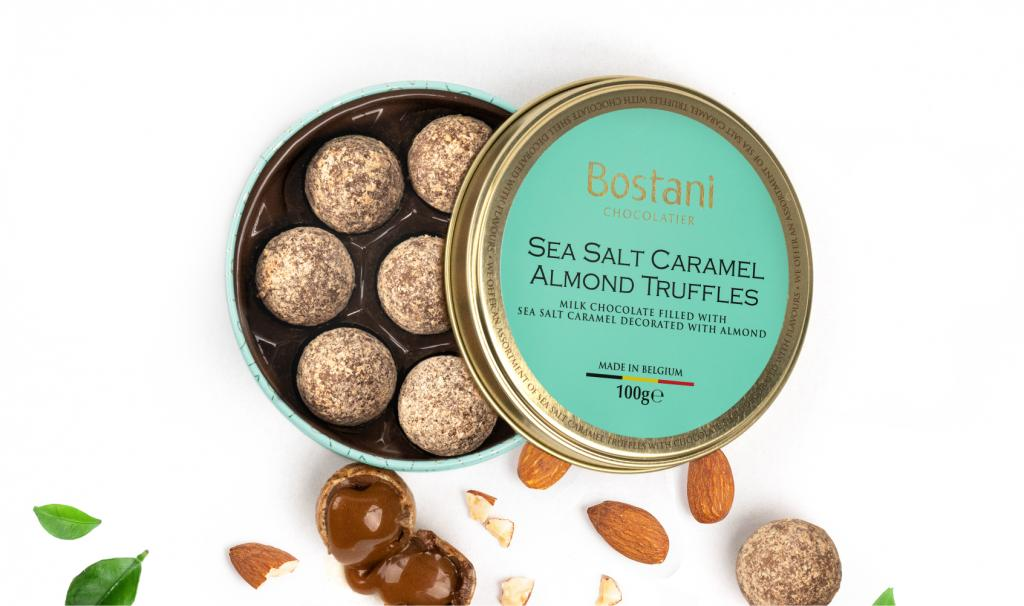 Almonds Truffles