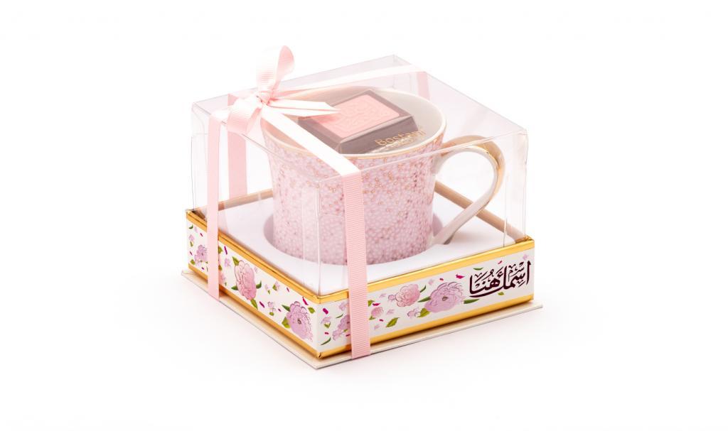 Mug Box Pink Color