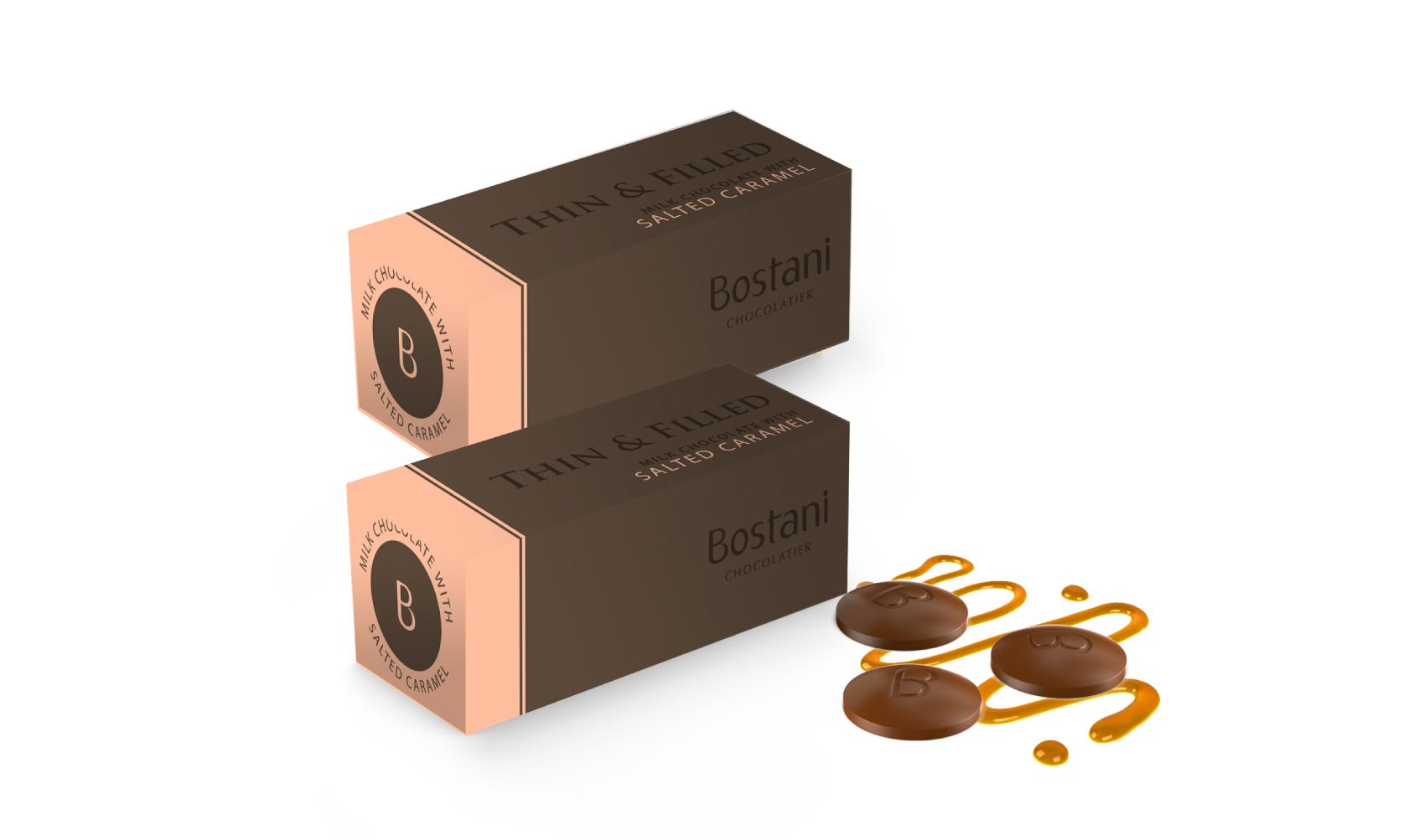 Milk Chocolate With Salted Caramel