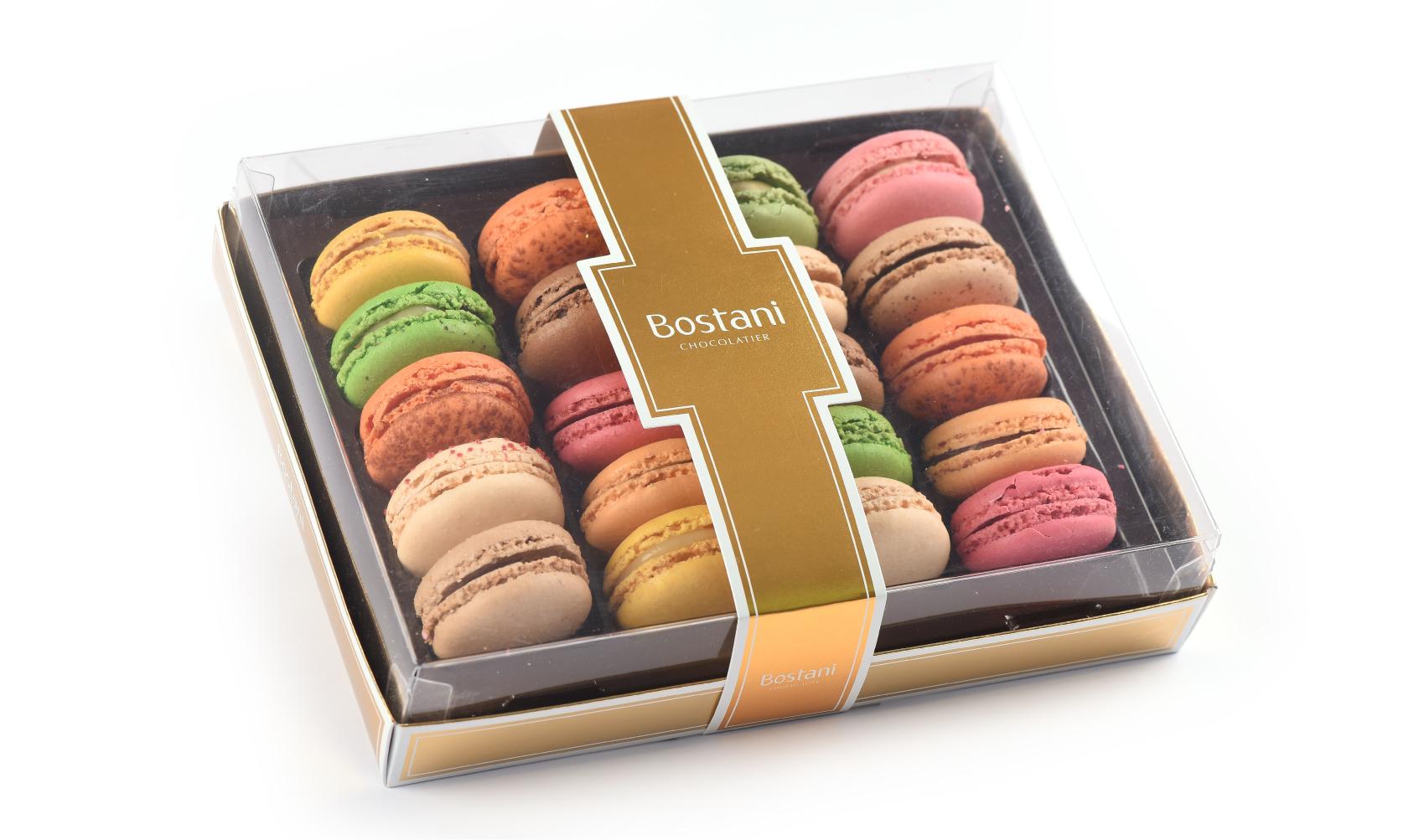 Macaron Box Of 20 Pcs