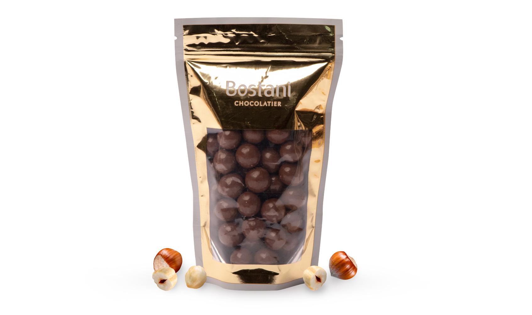 Hazelnuts Drajeh with milk Chocolate
