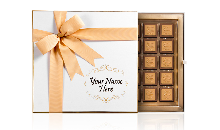Fancy Box 50 PCS Chocolate