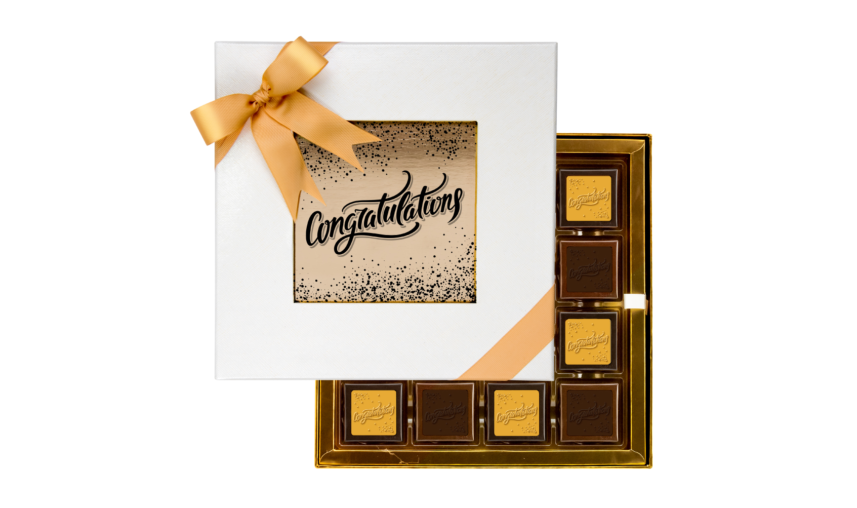Congratulation 32 Chocolate PCS Box