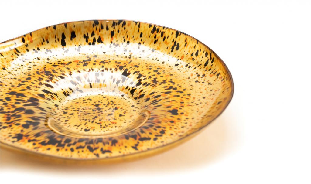 Mix Chocolate Gold & Black Dish Small
