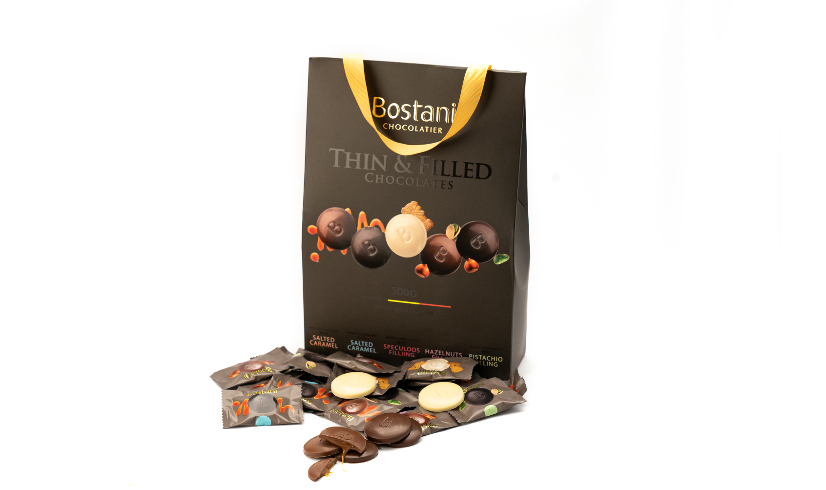 Thin And Filled Bag 500 G