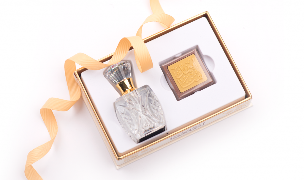 Perfume Bottle Box 2