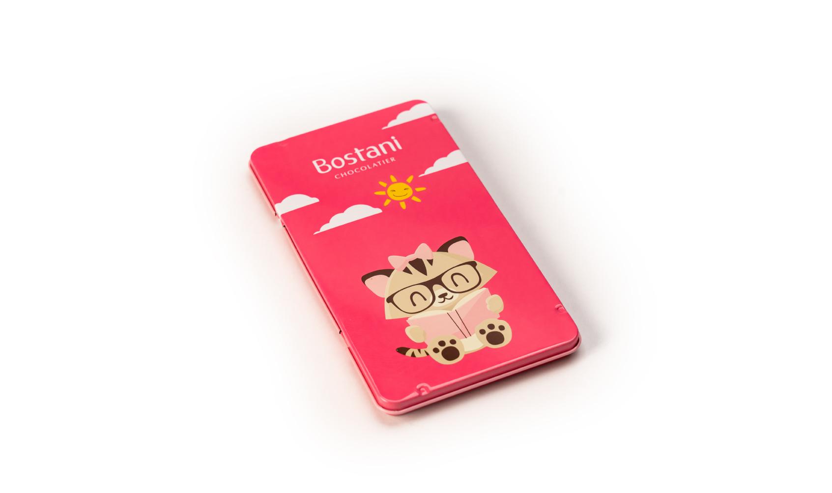 Pencil Box Pink