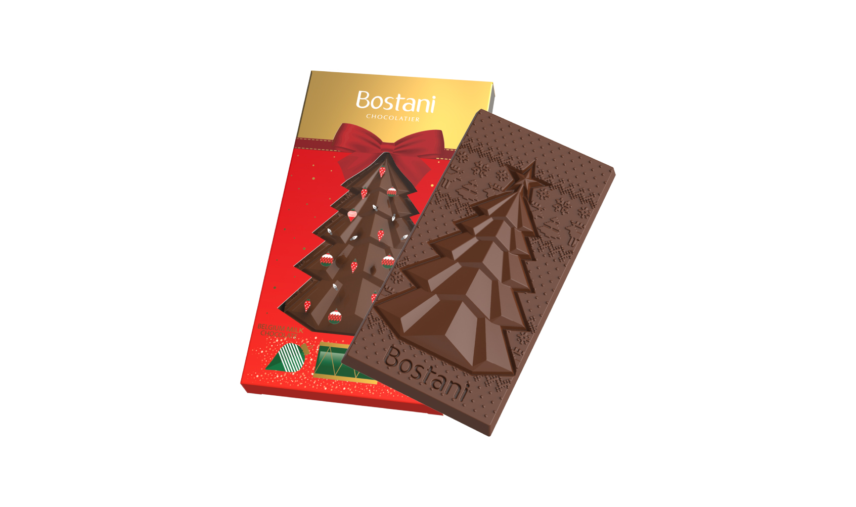 Tree Milk Chocolate Bar