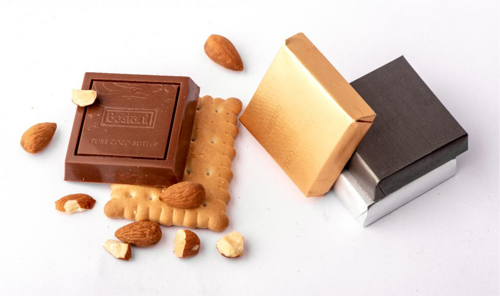 Luxury Chocolate Box 8 Pcs