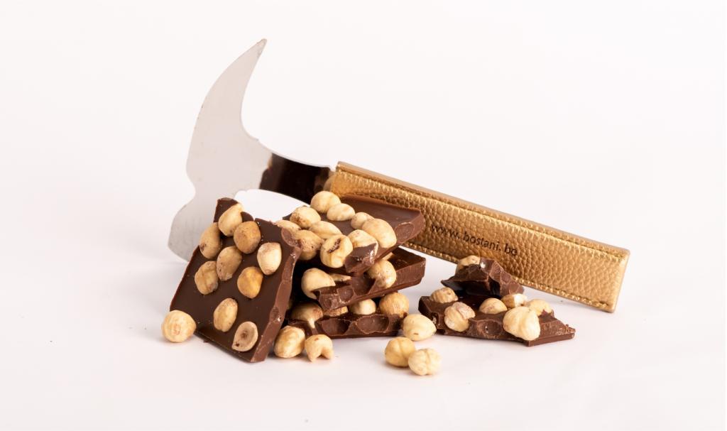 Hazelnuts Hammer Box