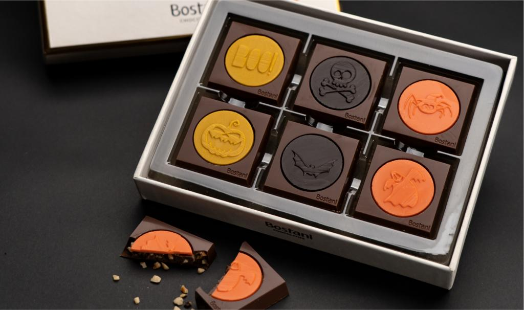 Halloween Day 6 Chocolate PCS Box