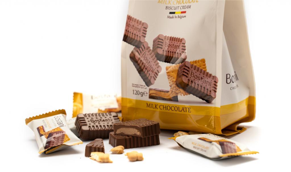 Cookie Milk Chocolate