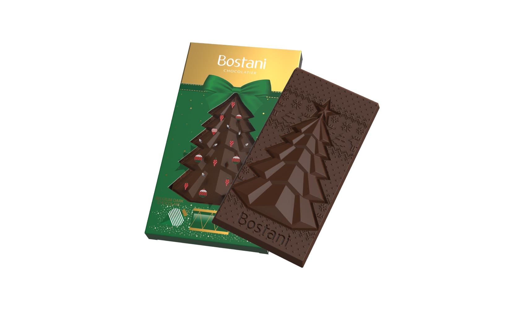 Tree Dark Chocolate Bar