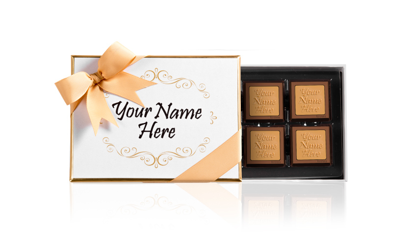 Fancy Box 6 PCS Chocolate