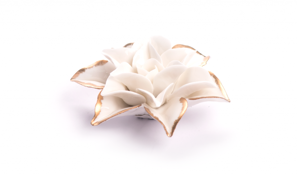 Porcelain Flower Box