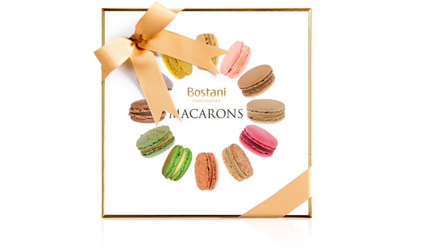 Macaron Box Of 32 Pcs