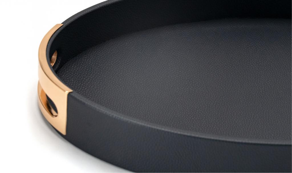 Mix Chocolate Medium Dark Blue Oval