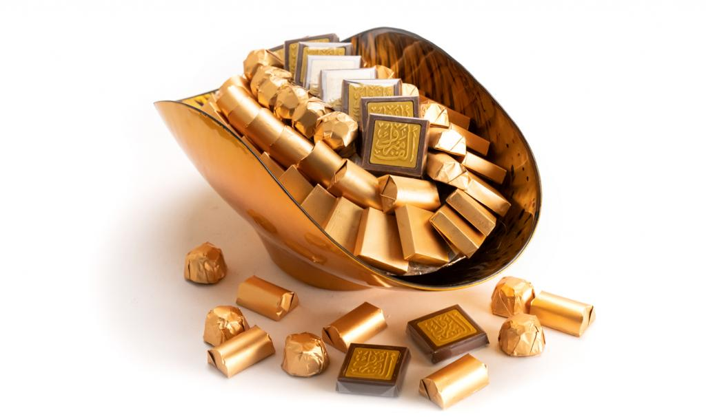 Congratulations Gold Dish