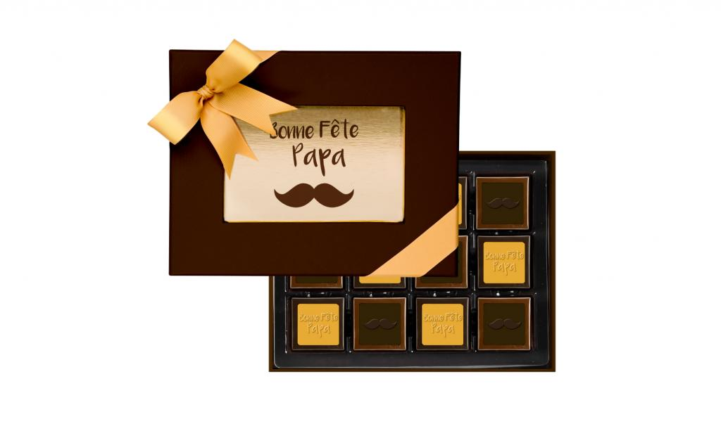 Fathers Day 24 Chocolate PCS Box